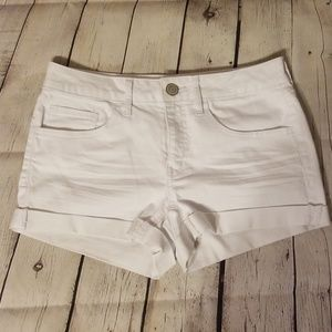 Authentic American Heritage, white shorts